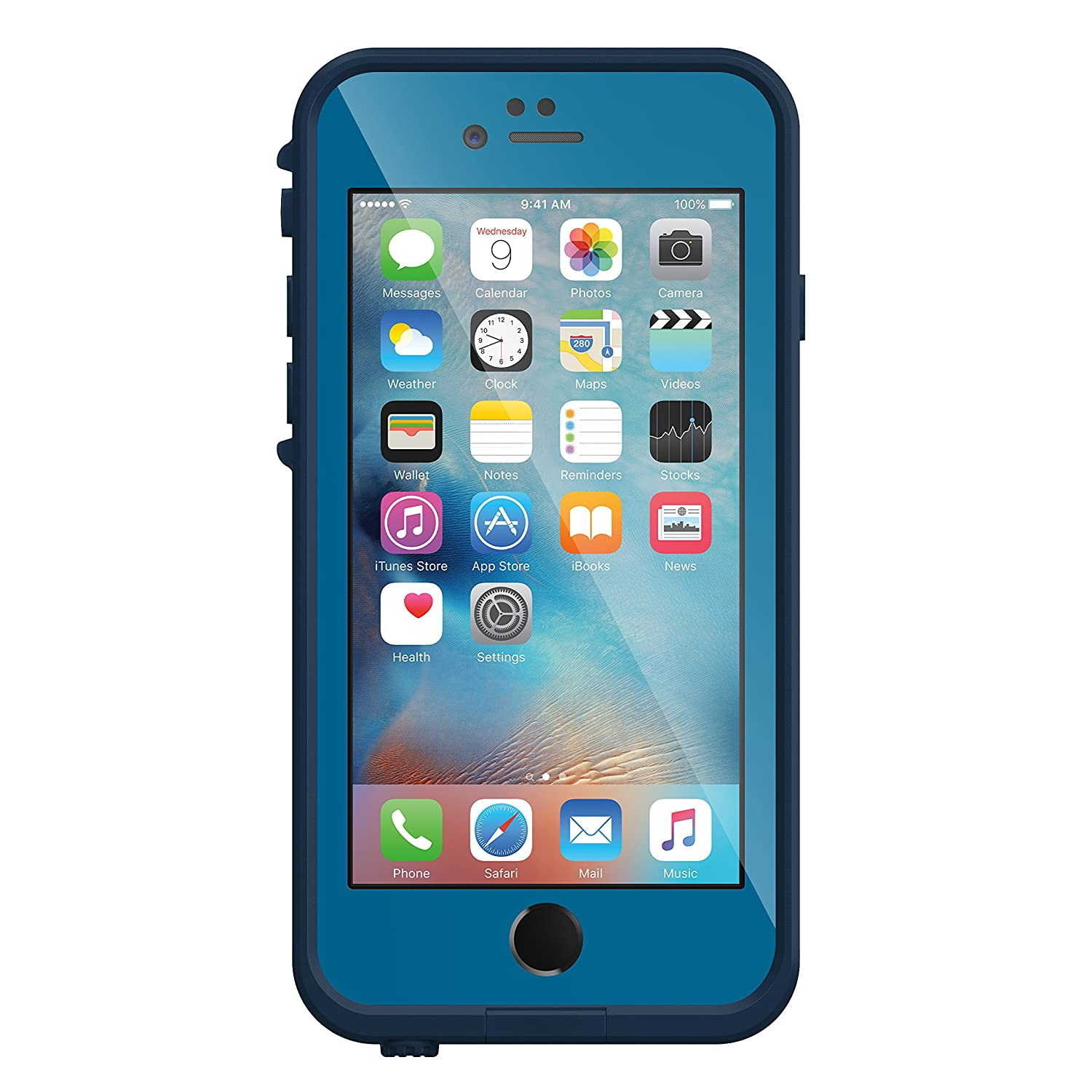 lifeproof fre waterproof case for iphone 6 6s 4 7