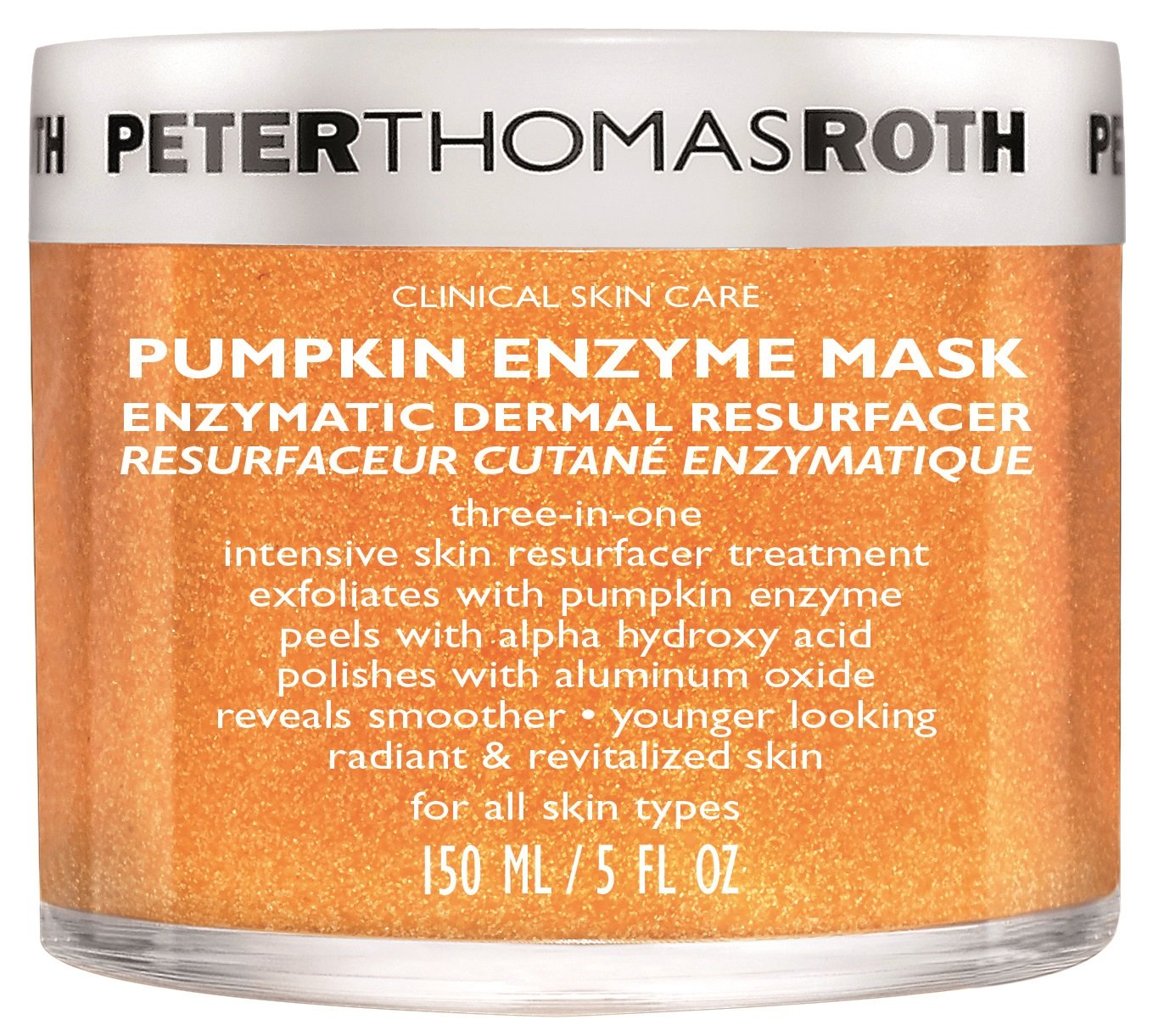 Peter Thomas Roth Pumpkin enzimas Mask | exfoliante de máscara ...