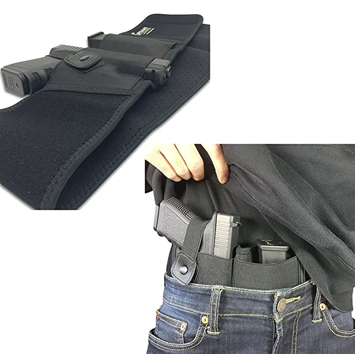 1. Belly Band Holster For Concealed Carry