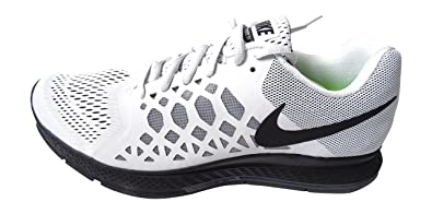 72912c5b1511 Nike Air Zoom Pegasus 31-652925-011 Trainer White Size  7  Amazon.co ...