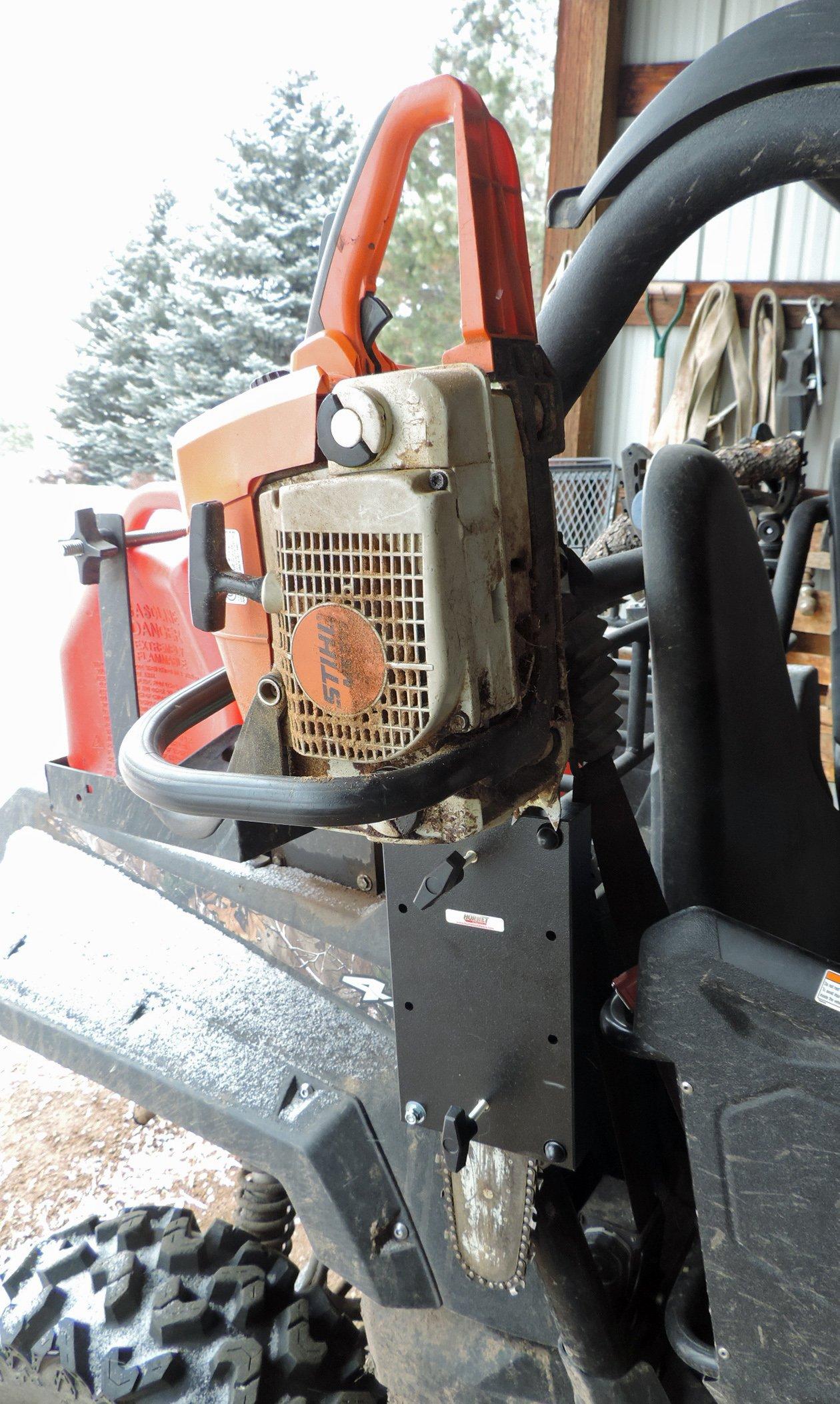 John Deere Gator Roll Bar Chainsaw Mount RCM-3012 by Hornet Outdoors (Image #3)