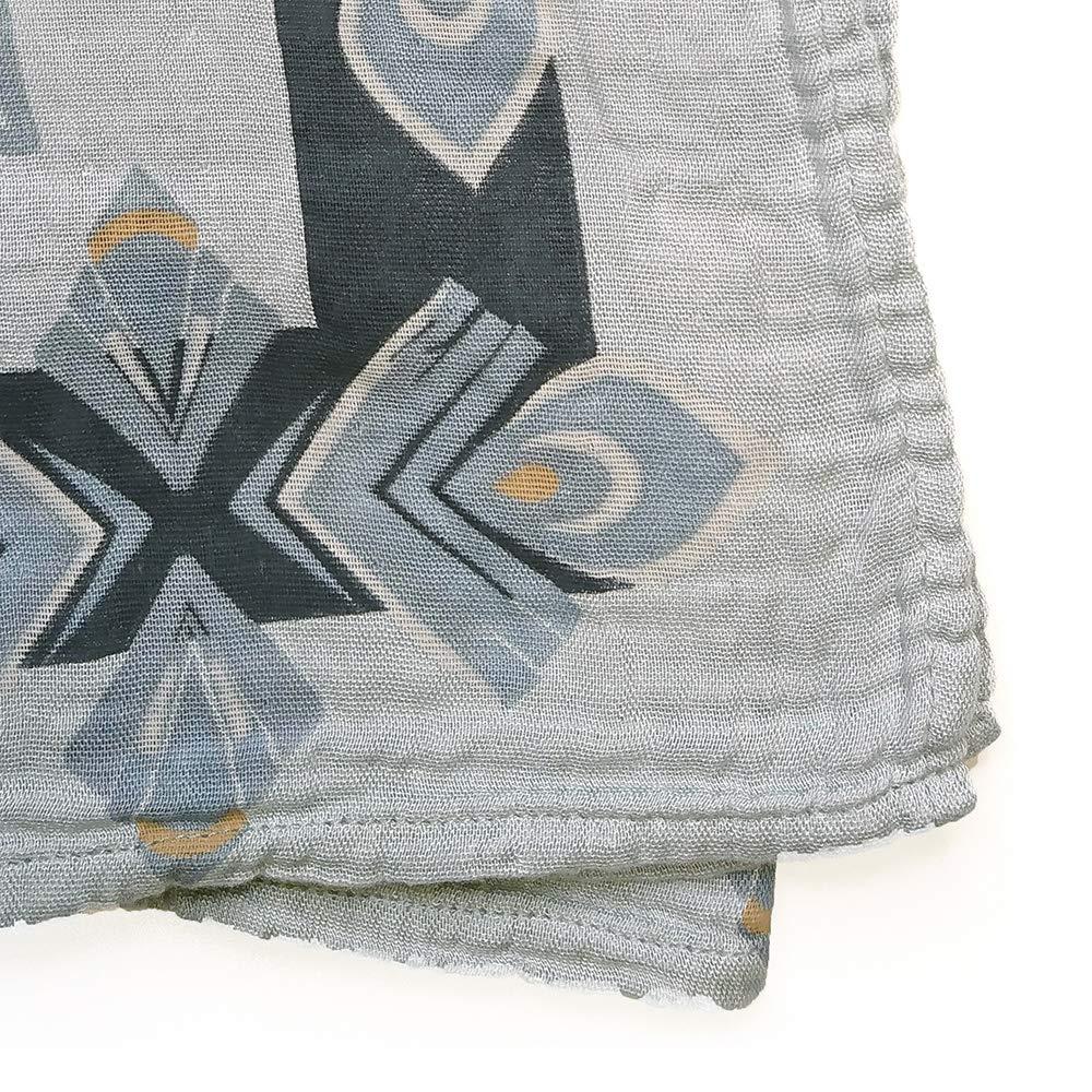 Grau Elodie Details Baby Bambus Spucktuch Muslin Decke Oeko-Tex 80 x 80 cm Desert Rain