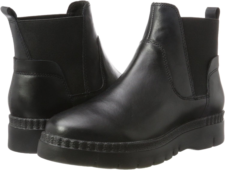 Saludar lápiz Permanente  Geox D Emsley B, Botas Estilo Motero para Mujer: Amazon.es: Zapatos y  complementos