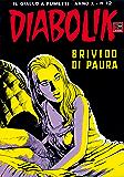 DIABOLIK (192): Brivido di paura (Italian Edition)