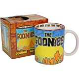 Pop Art Products The Goonies Cast Mug. Cool Retro Movie cup - gift boxed