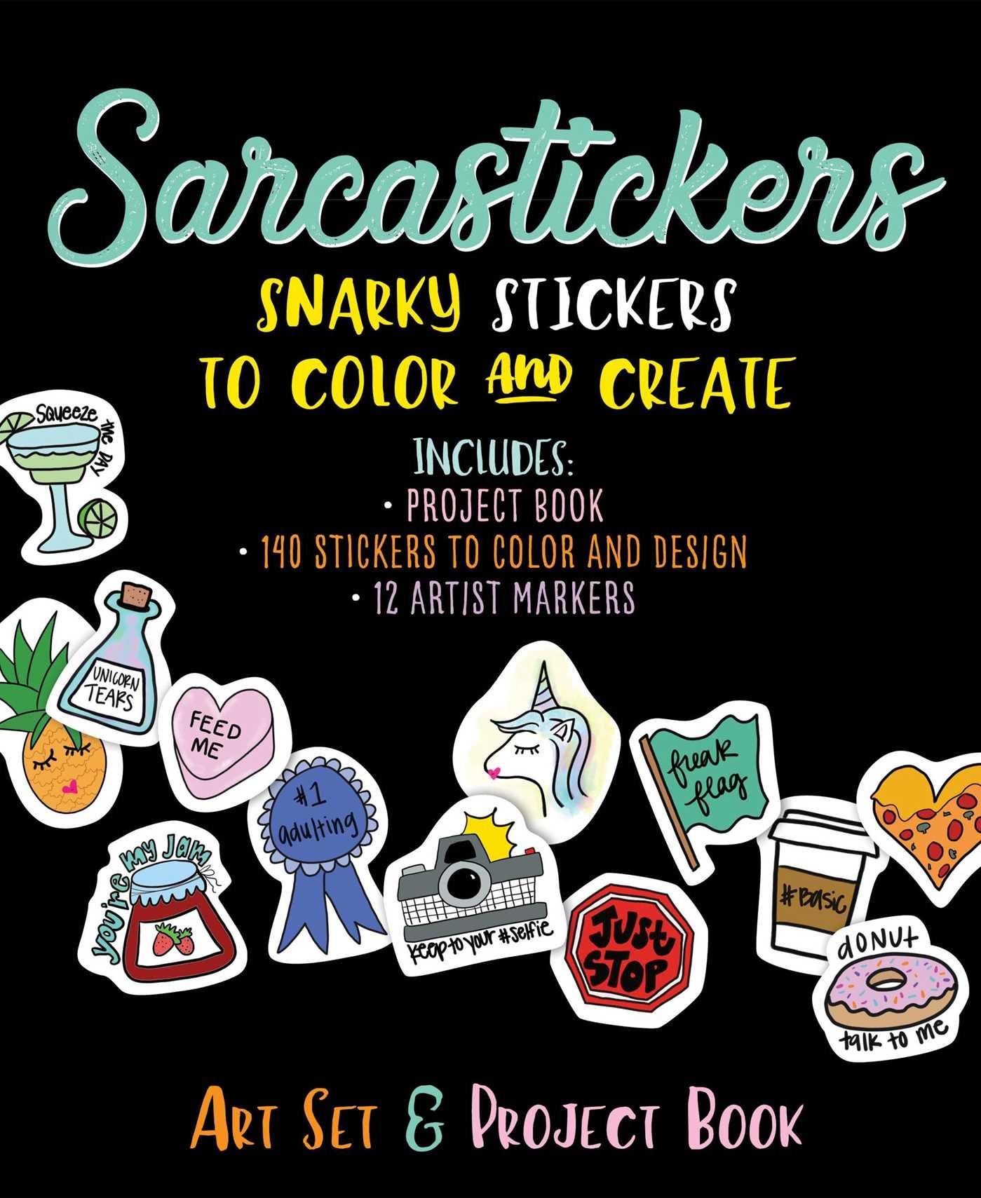 sarcastickers