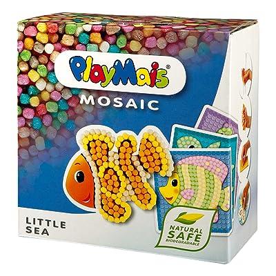 PlayMais Mosaic Little Sea: Toys & Games