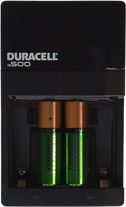 Amazon.com: Duracell Ion velocidad 500 Cargador de batería ...