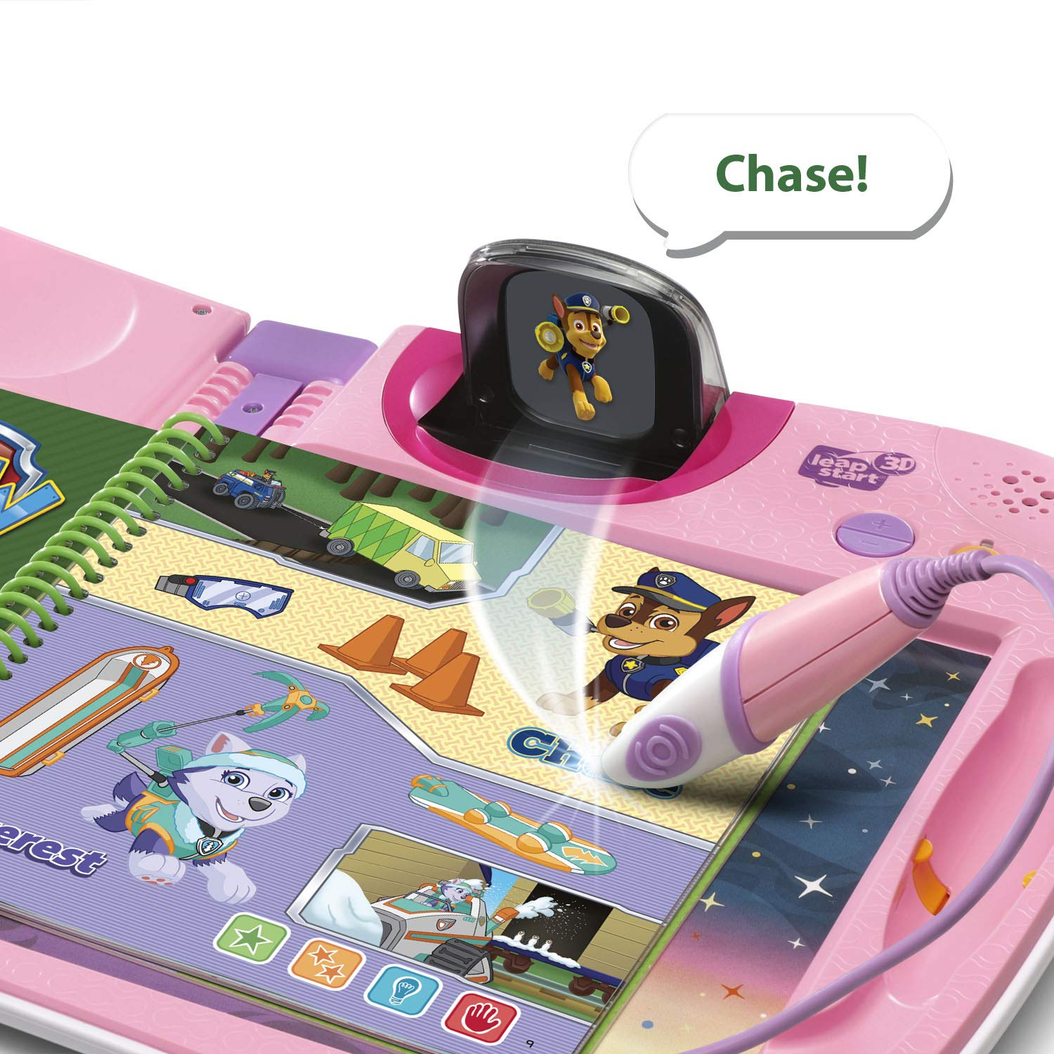 LeapFrog LeapStart 3D Interactive Learning System Amazon Exclusive, Violet by LeapFrog (Image #3)