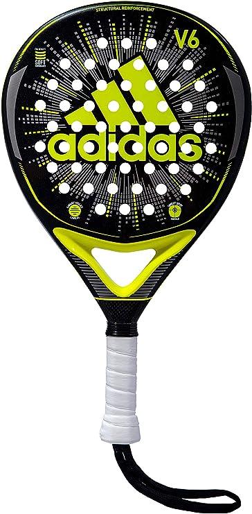 Adidas V6 Palas, Adultos Unisex, Amarillo, 375: Amazon.es ...