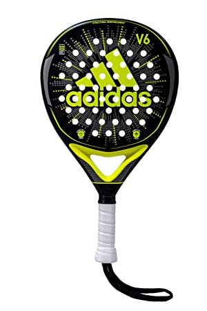 Adidas V6 Palas, Adultos Unisex, Amarillo, 375: Amazon.es ...