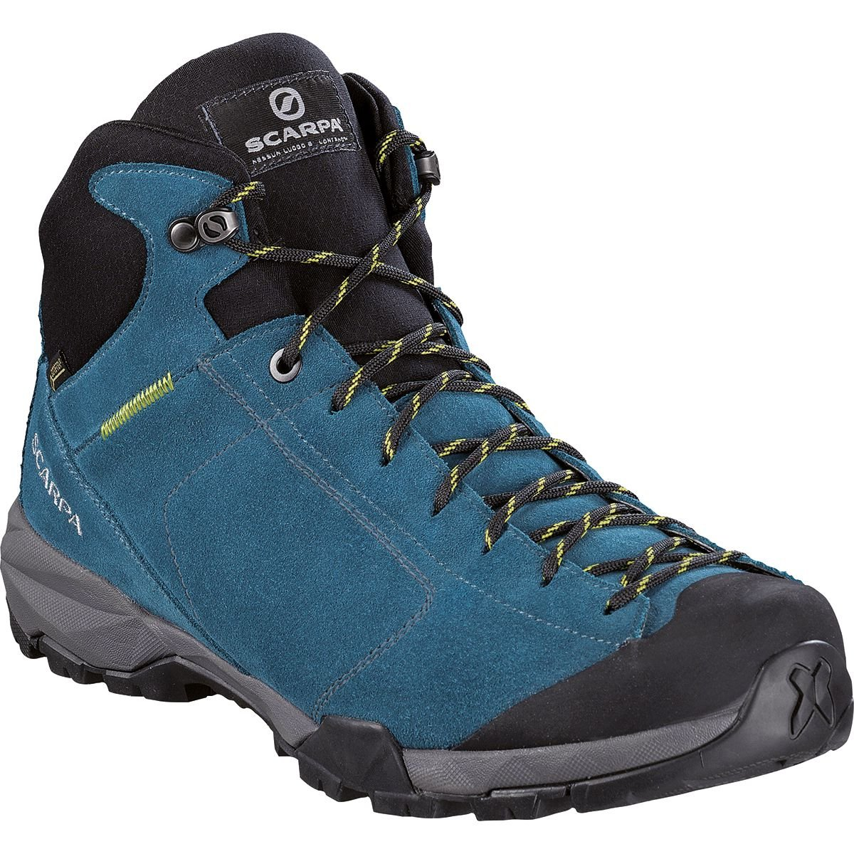 Scarpa Schuhe Mojito Hike GTX Men Größe 43,5 lakeBlau