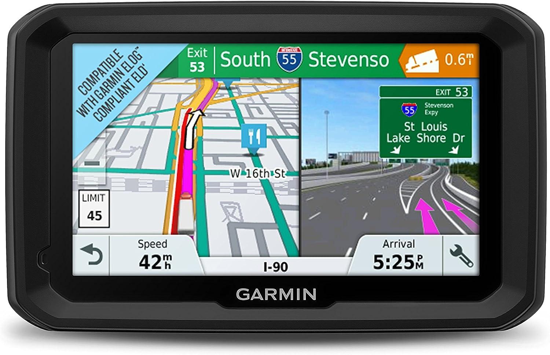 Garmin dezl 580 LMT-S Truck GPS Navigator