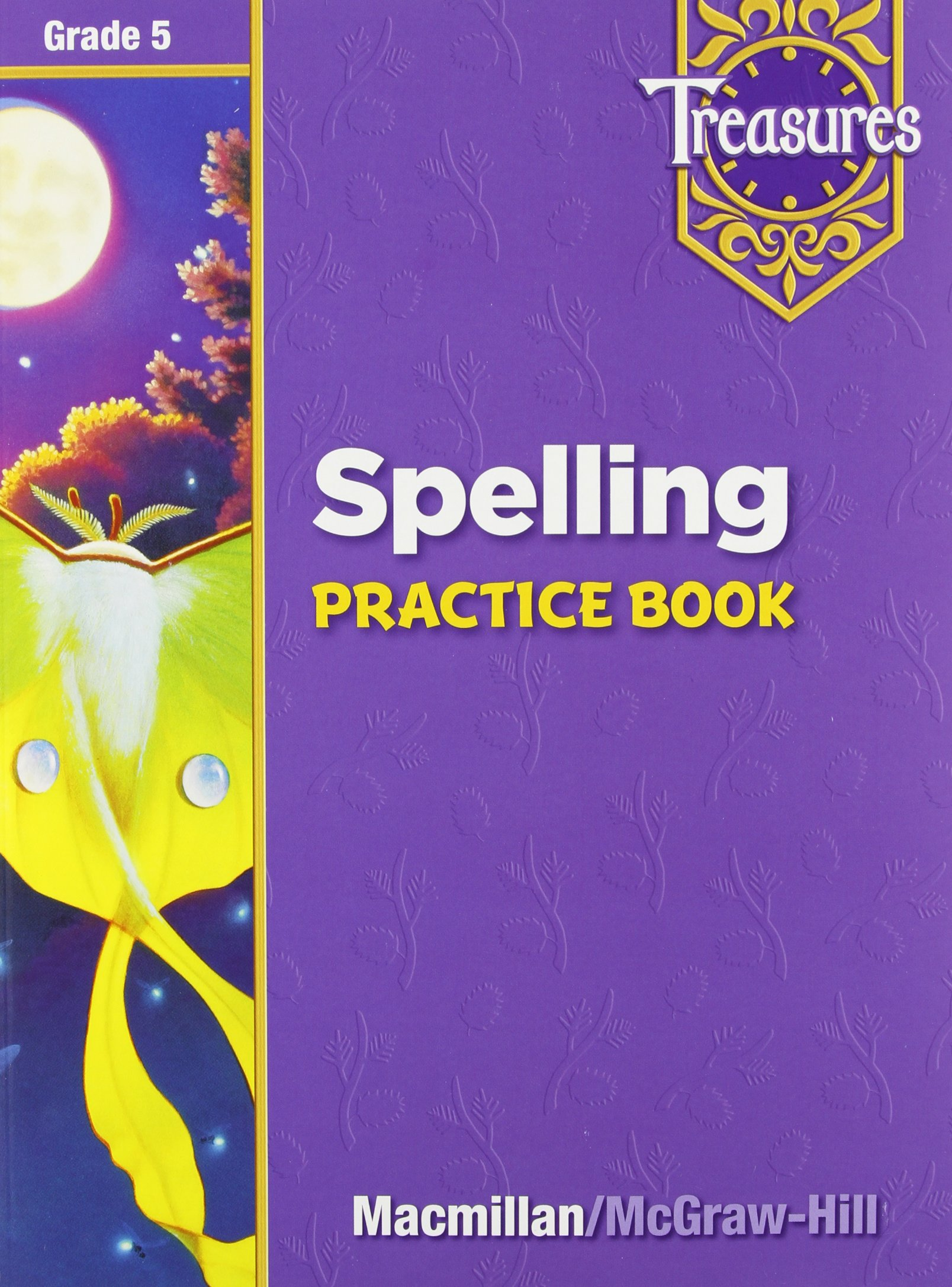 Grade 5 Treasures Spelling Practice Book (Grade Five): McDougal ...