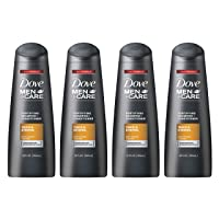 4-PK Dove Men+Care 2 in 1 Shampoo & Conditioner Thick and Strong Deals