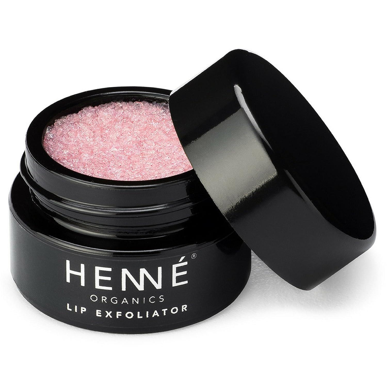 Henné Organics Lip Exfoliator