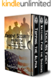 Trident Security Series - Boxed Set Two: Topping the Alpha; Watching From the Shadows; Tickle His Fancy