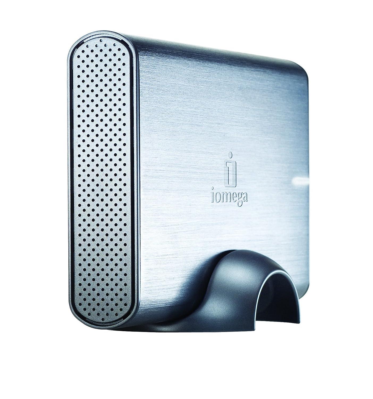 Iomega Prestige 1 TB USB 2.0 Desktop External Hard Drive 34275