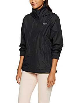 The North Face W Resolve 2 Chaqueta, Mujer, Negro, S