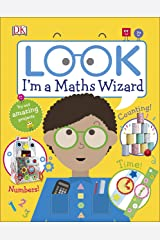 Look I'm a Maths Wizard (Look! I'm Learning) Kindle Edition