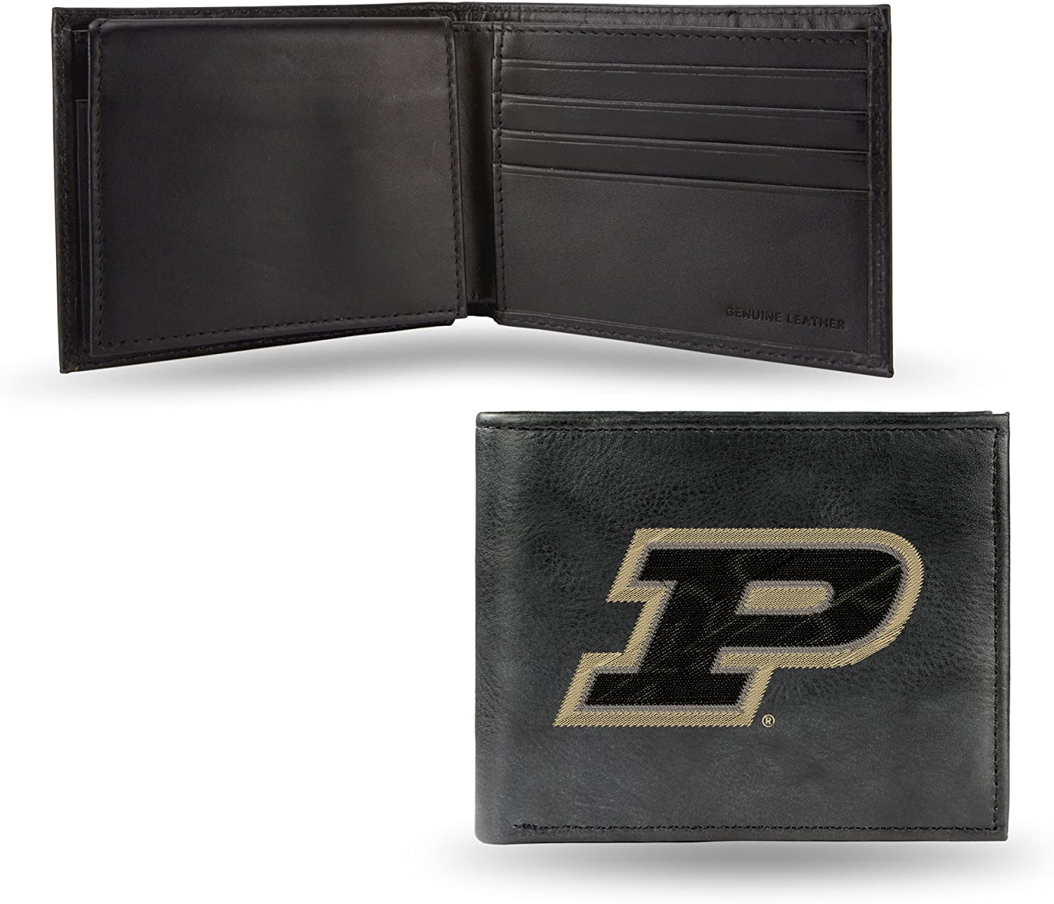 Max 87% OFF Rico Industries Men's Miami Mall Embroidered Wallet Billfold Leather