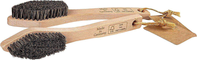 Mantle - Cepillo de escalada de madera Fontainebleau para grandes asas y patadas en pack de 1 y 2 unidades