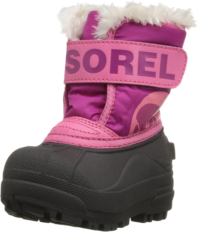 Sorel Toddler Snow Commander Bottes de Neige Mixte Enfant