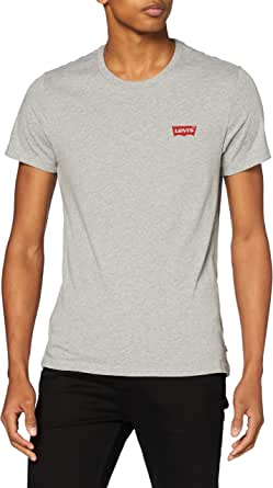 Levi's 2pk Crewneck Graphic Camiseta para Hombre
