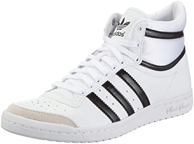 adidas Originals TOP TEN HI SLEEK W G44643, Damen Sneaker, Weiss (WHITE/