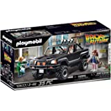 Playmobil Back to The Future Marty's Pickup Truck