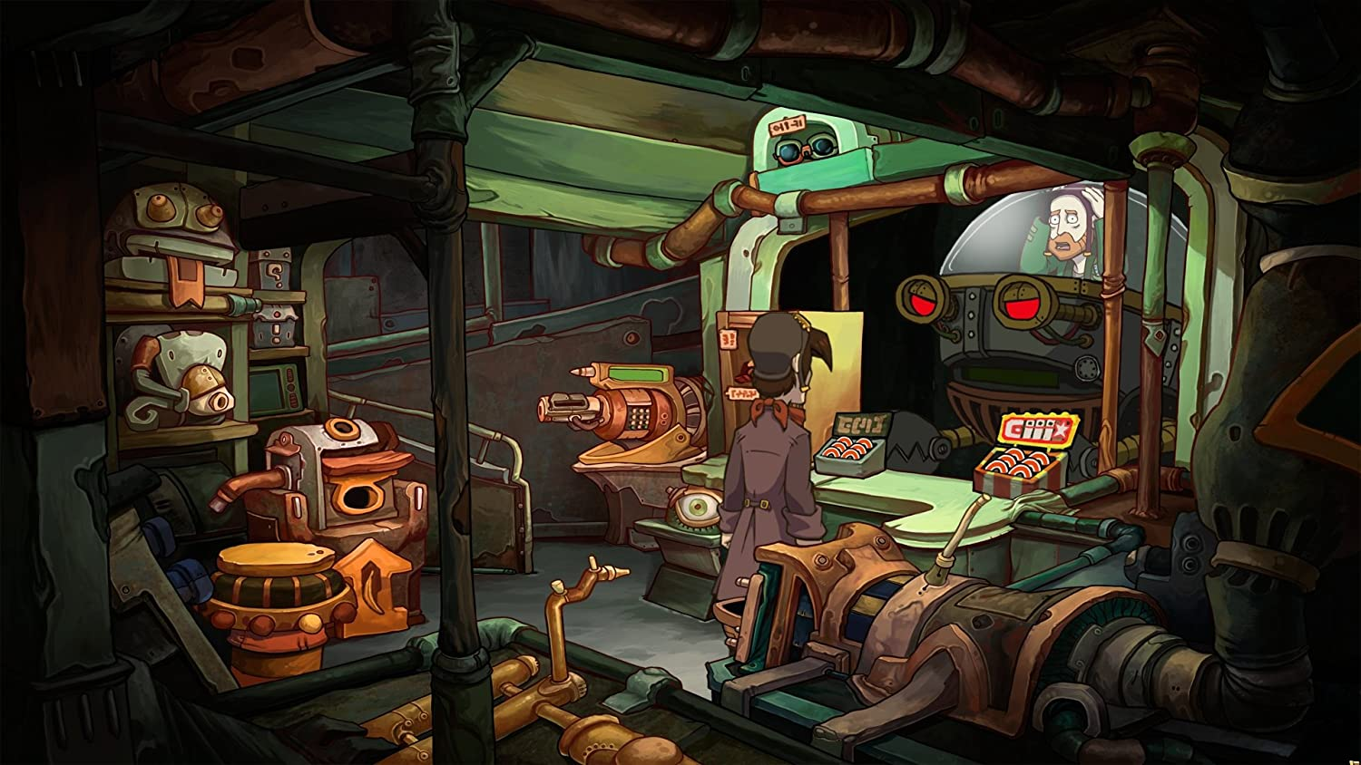 Deponia The Complete Journey Amazonde Games