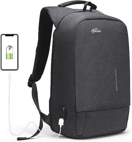 Anti-diebstahl Laptop-Rucksäcke Business Taschen Rucksäcke Bag Street Schwarz