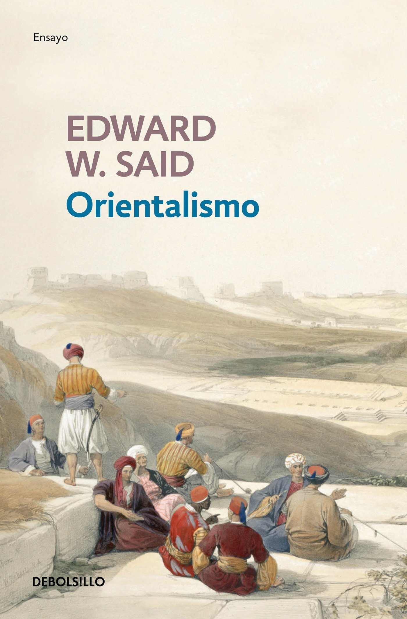 orientalismo said