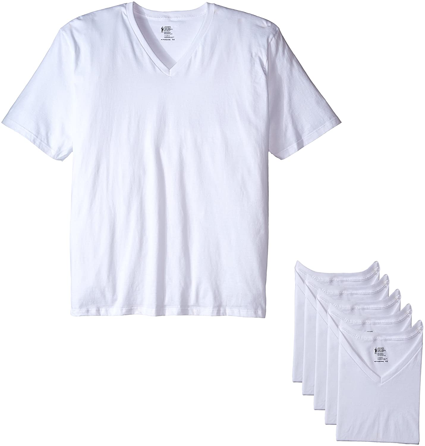 ddc16d659f99e5 Big And Tall Mens V Neck Undershirts – EDGE Engineering and ...