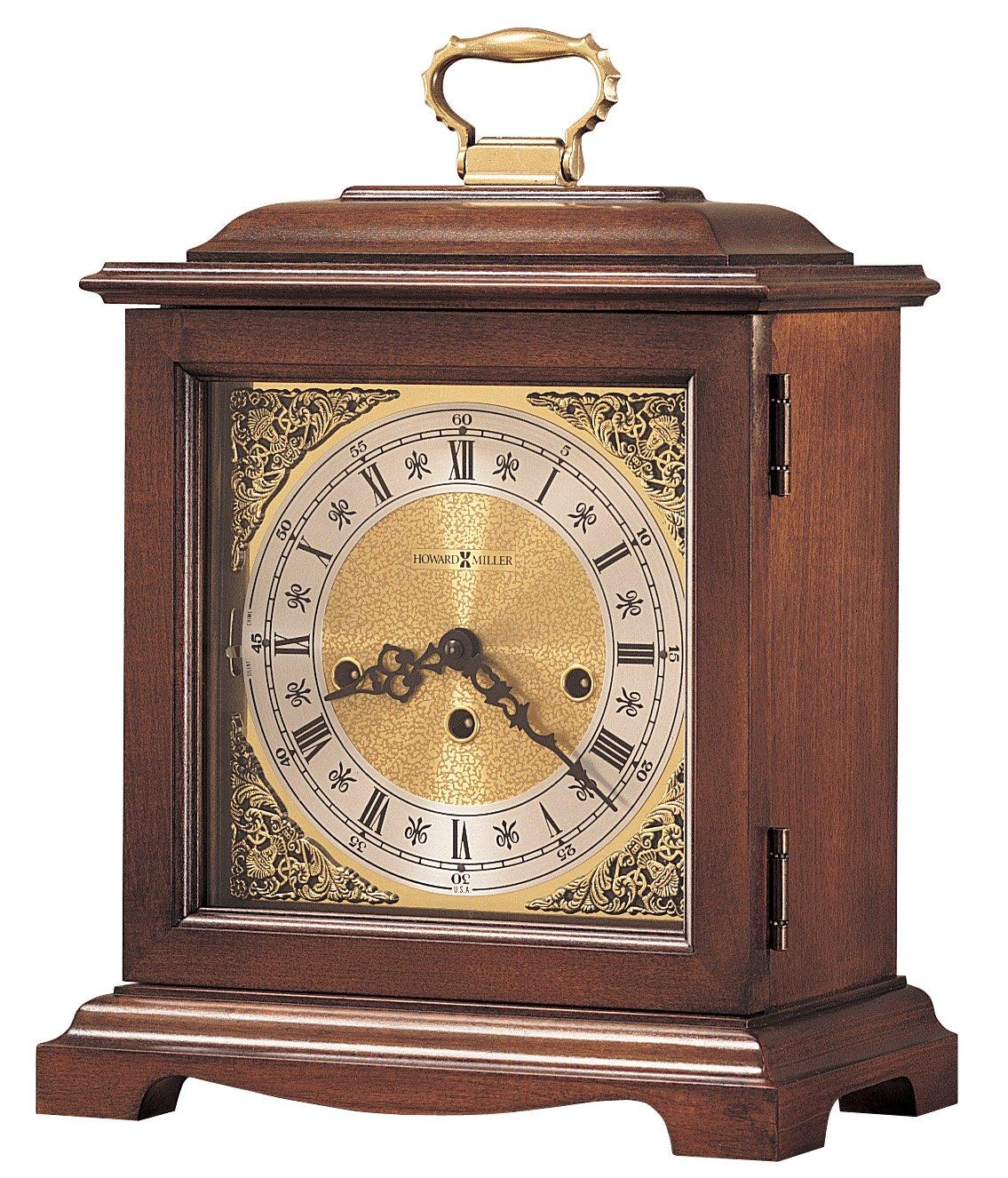 Howard Miller 612-437 Grahm Bracket Mantel Clock by Howard Miller