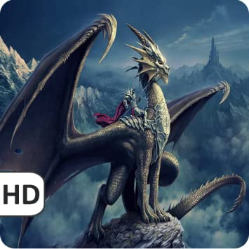 What other items do customers buy after viewing this item? Dragon HD Wallpapers