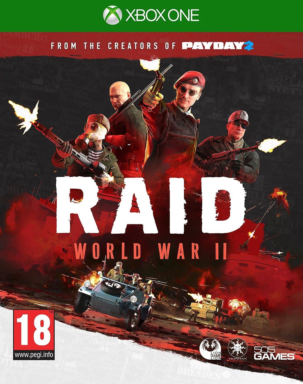 RAID World War II - Xbox One [Importación inglesa]: Amazon.es ...