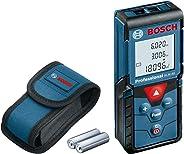 Trena à Laser GLM 40, Bosch 0601072900-000, Azul