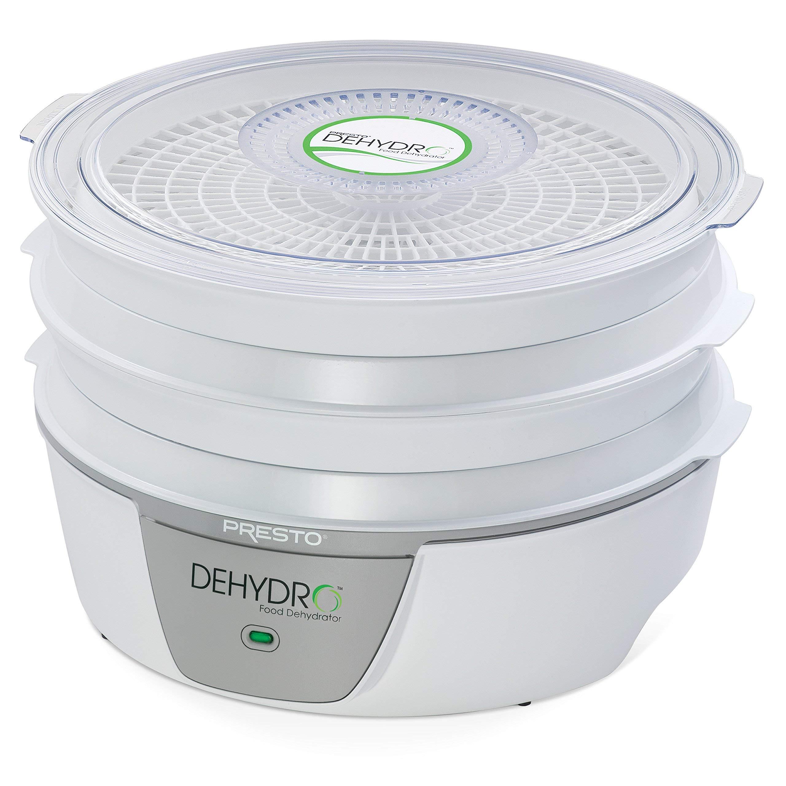 Presto 06300 Dehydro Electric Food Dehydrator (Renewed) by Presto