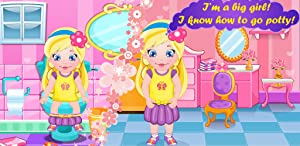 Polly Potty Train from Dress Up Mix