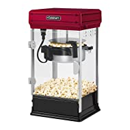 Cuisinart CPM-28 Classic-Style Popcorn Maker, Red