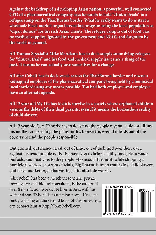 Three Pagoda Pass: A Thriller (Volume 1): John Rebell ...