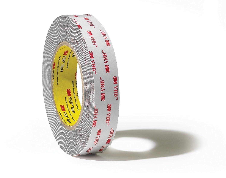 """high bond 3M 4941 VHB double sided 4/"""" diameter circles 5 per bag .045/"""" thick"""
