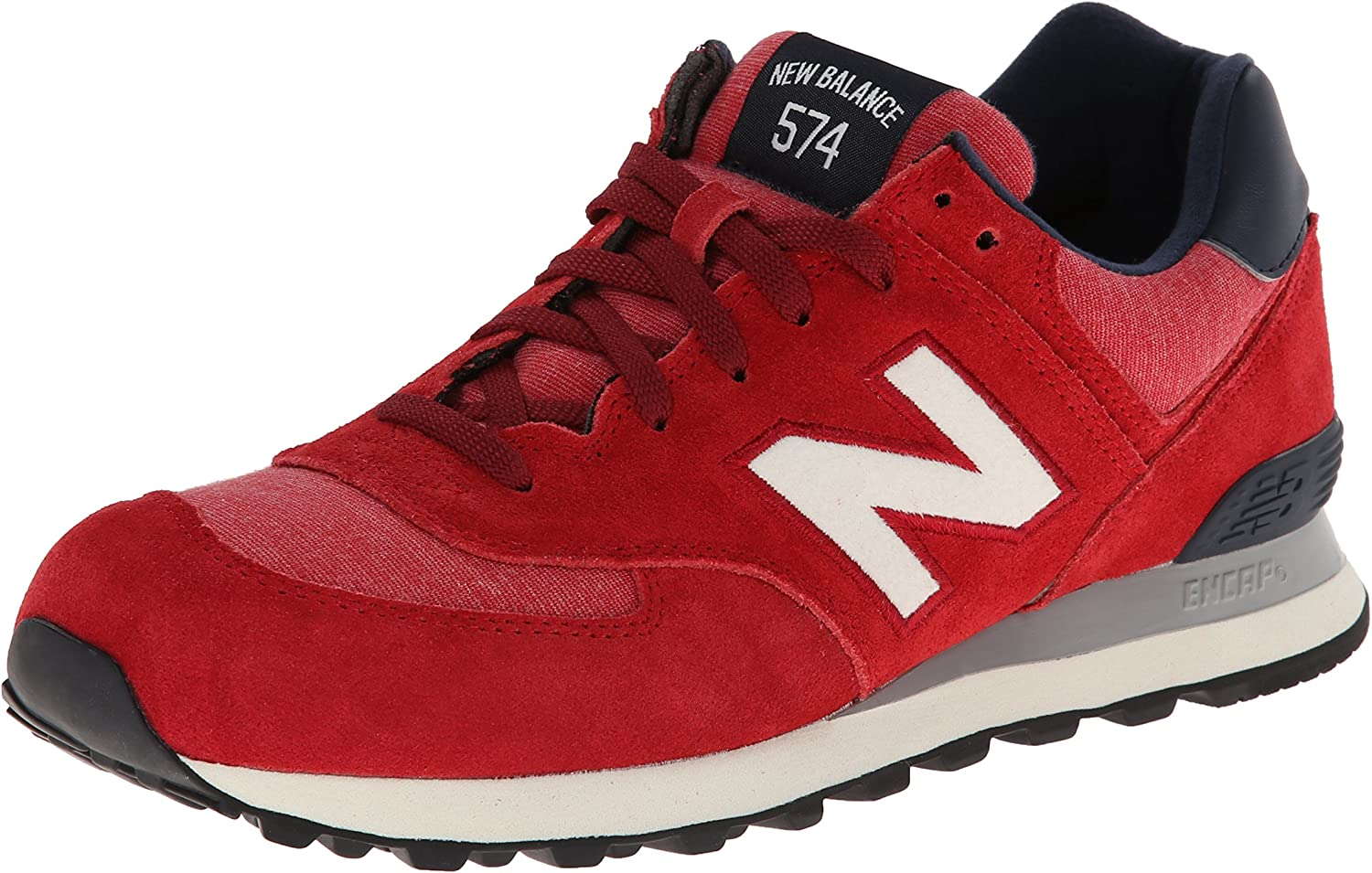 New Balance Men s ML574 Pennant Pack Running Shoe