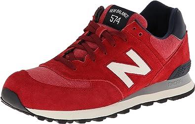new balance 574s maroon