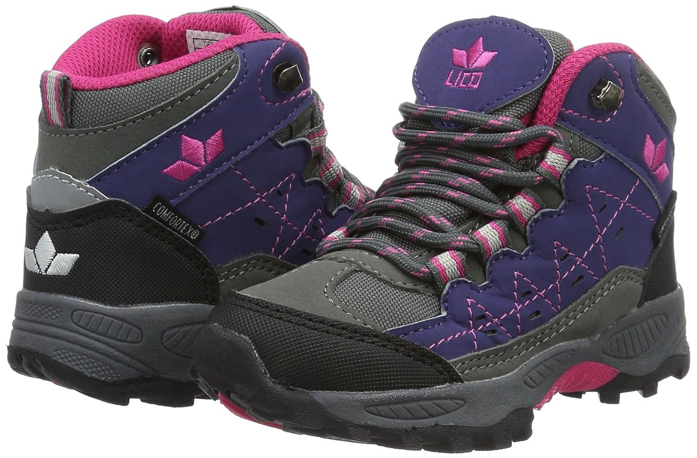 Zapatos de High Rise Senderismo para Ni/ñas Lico Ringo