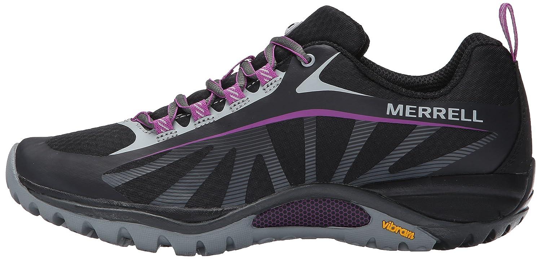 Merrell Women's Siren Edge US|Black/Purple Hiker B00YBEI2EC 5 B(M) US|Black/Purple Edge ca640e