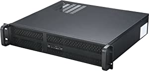 Rosewill 2U Server Chassis/Server Case/Rackmount Case, Metal Rack Mount Computer Case Support with 5 Bays (RSV-Z2700)