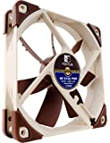 Noctua NF-S12A PWM, 4-Pin Premium Cooling Fan (120mm, Brown)