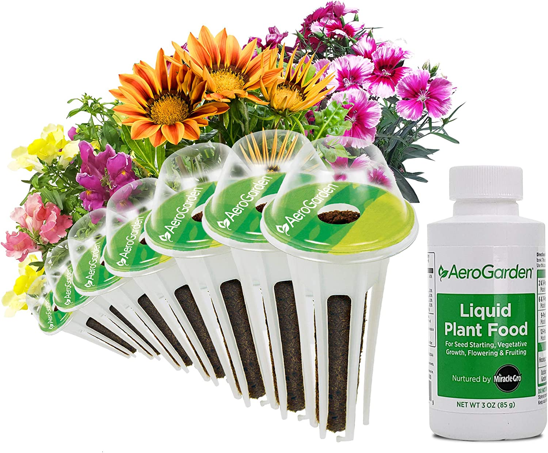 AeroGarden Mountain Meadows Flower Seed Pod Kit